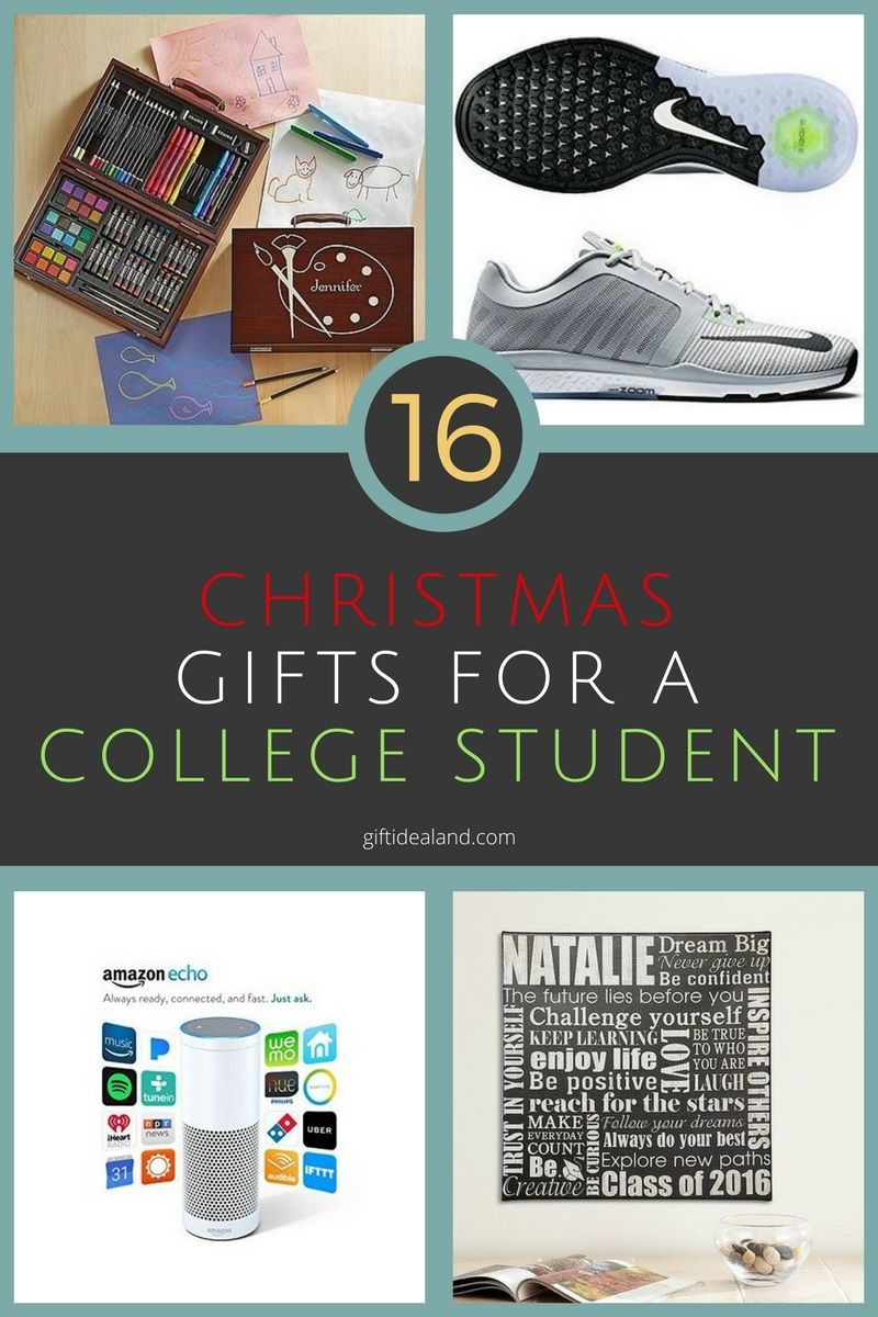 16 Great Christmas Gift Ideas For College Students | GiftIdeaLand ...
