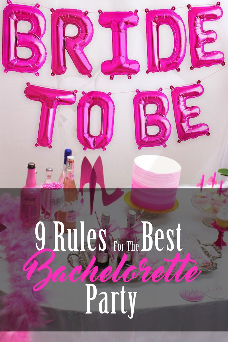 9 rules for the best bachelorette party bachelorette party ideas 9 rules for the best bachelorette party bachelorette party ideas bachelorette party games bachelorette party bachelorette solutioingenieria Gallery