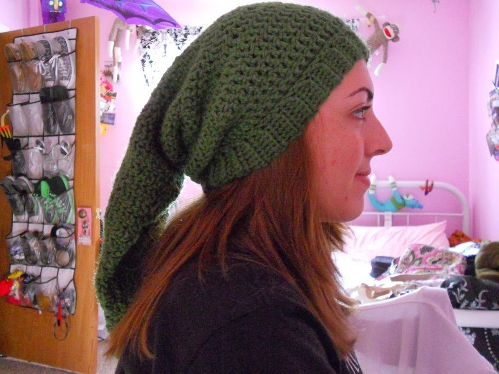Stallosaurs Creations: #1 Link Hat Crochet Pattern from The Legend ...
