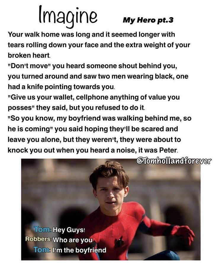 Daydream for the fangirls!! | SPIDER-MAN | Tom holland