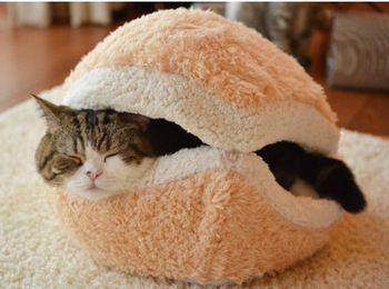 Aliexpress.com: Comprar Fuentes del gato de hamburguesa gatito ...