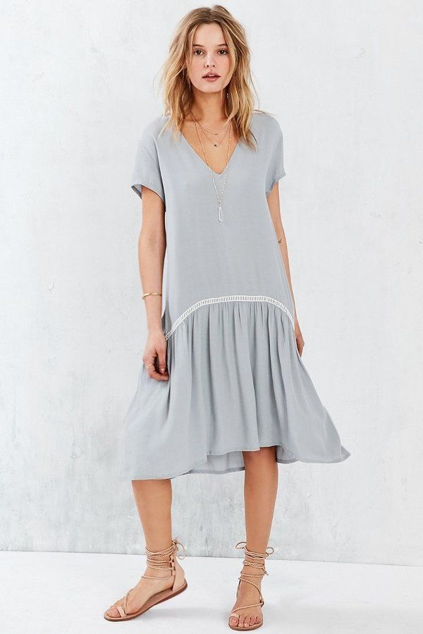 20 Spring and Summer Dresses That Won\'t Make You Feel Naked at the ...