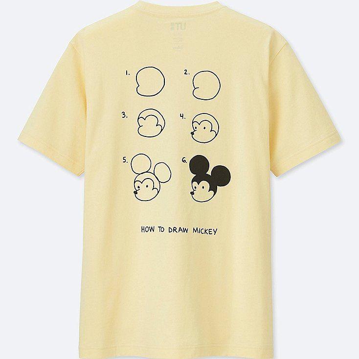8d9bdd41 Mickey art ut jeffrey brown (short-sleeve graphic t-shirt) in 2019 ...