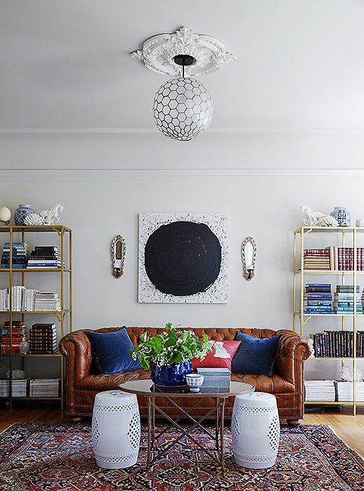 Home Tour A Young Decorator's Traditional San Francisco