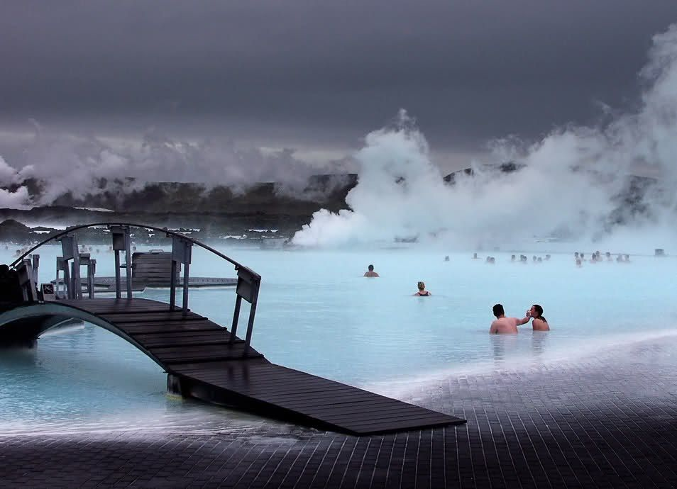 Thermal Blue Lagoon, Iceland