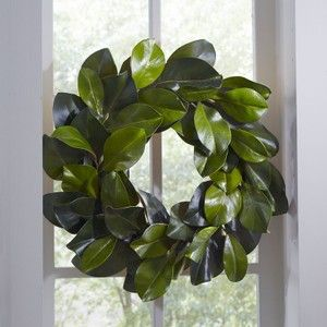 Photo of DIY Magnolia Wreath – Magnolia Leaf Wreath Tutorial