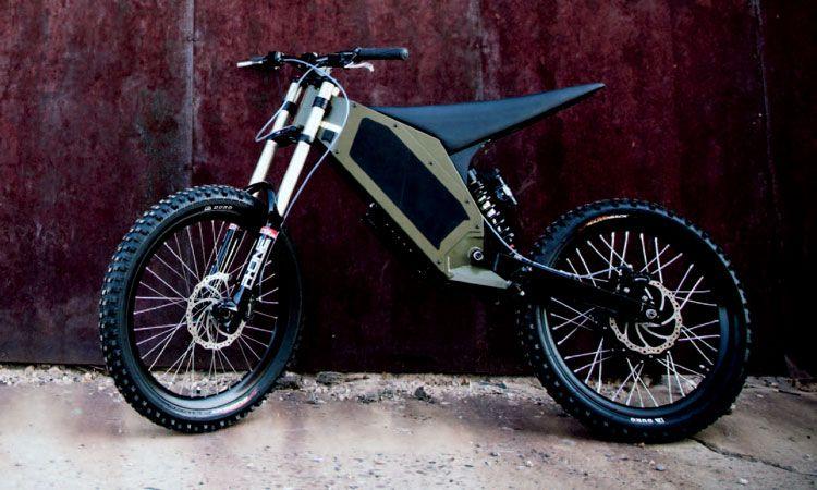 Image result for Ebike - Mini Dirt Bikes