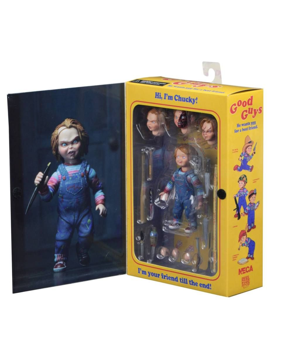 NECA'S Ultimate Chucky Figure Coming Soon! (With images