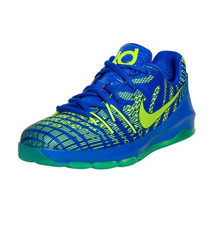 Nike Boys Kd 8 Sneaker Blue My Shoes Footwear Nike Sneakers