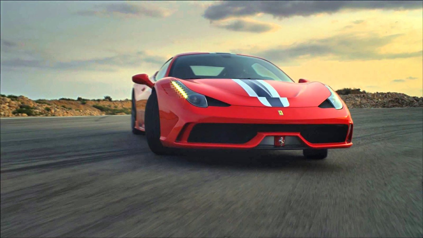 Awesome Ferrari 458 Speciale A Car Best Design