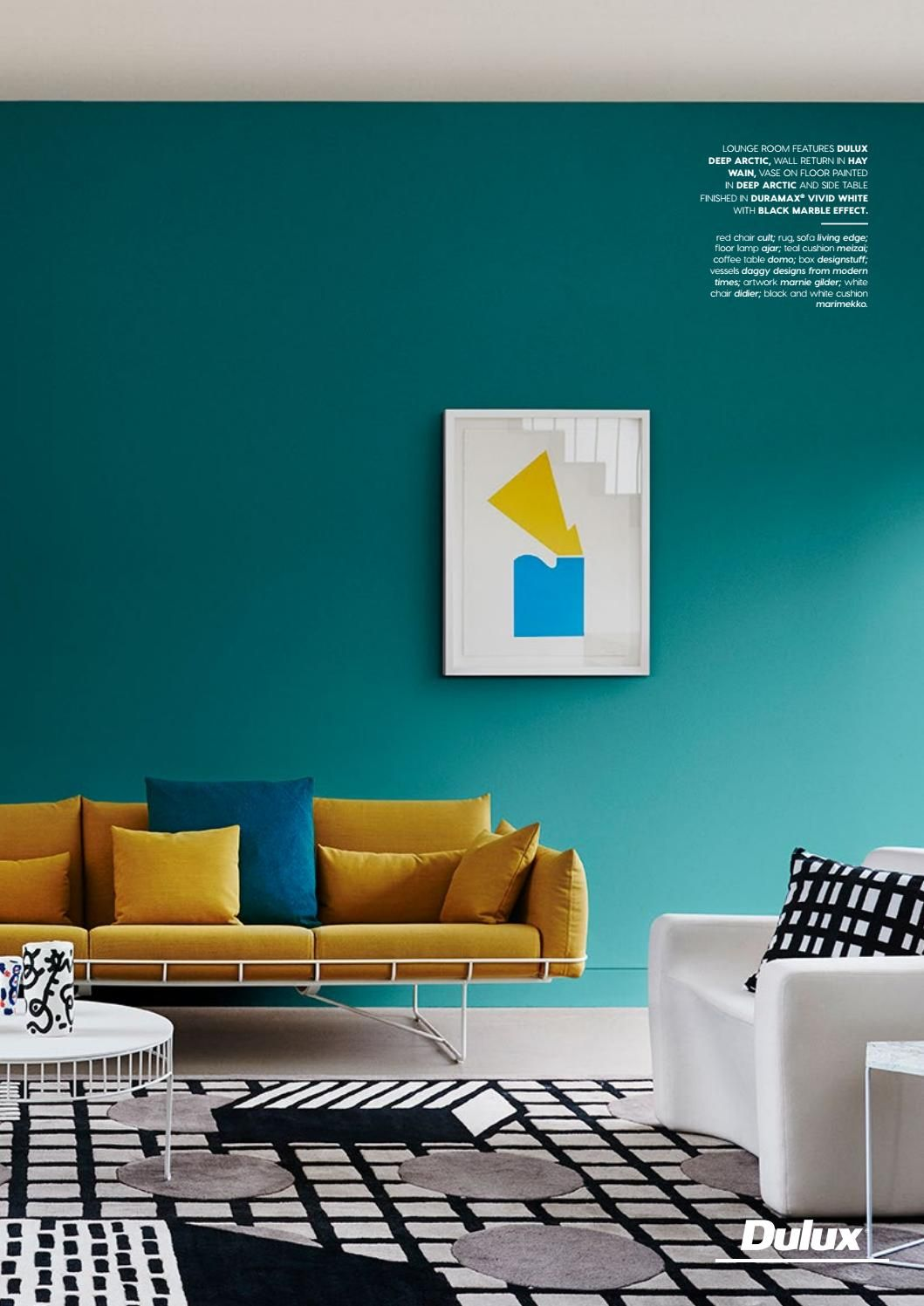 Antidote A Colour Cure Trends Interiors Bedrooms and House