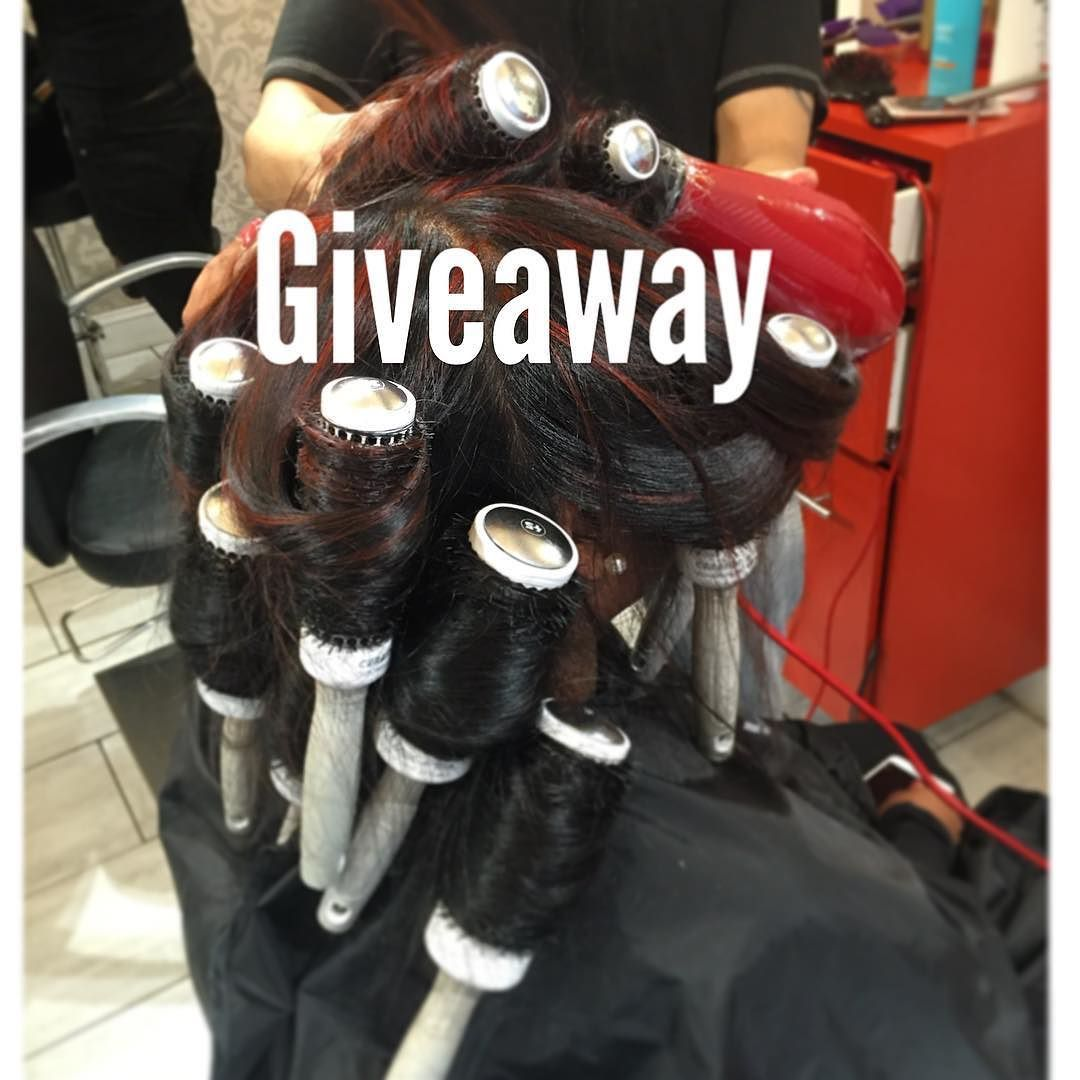 Giveaway |  We are giving away certificates to the famous volume blow dry by our masters in #studio34nyc !  All you have to do is follow us like any of the give away posts and tag your friends in the comments just proceed with one of the following: 1. Follow us. 2. Tag your friends! 3 . Like this post .  The winner will be announced on April 1 !  Good luck !  #studio34nyc #giveaway #hairstyleNyc #vegas_nay #hairstylistworld #haircut #haircolor #extensions  #curlyhair #americanstyle #hairfeed…