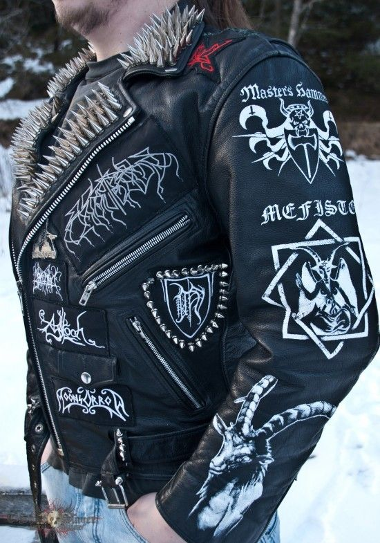 Leather Battle Jacket   Battle Jackets   Battle jacket, Jackets, Leather bc913d58ae