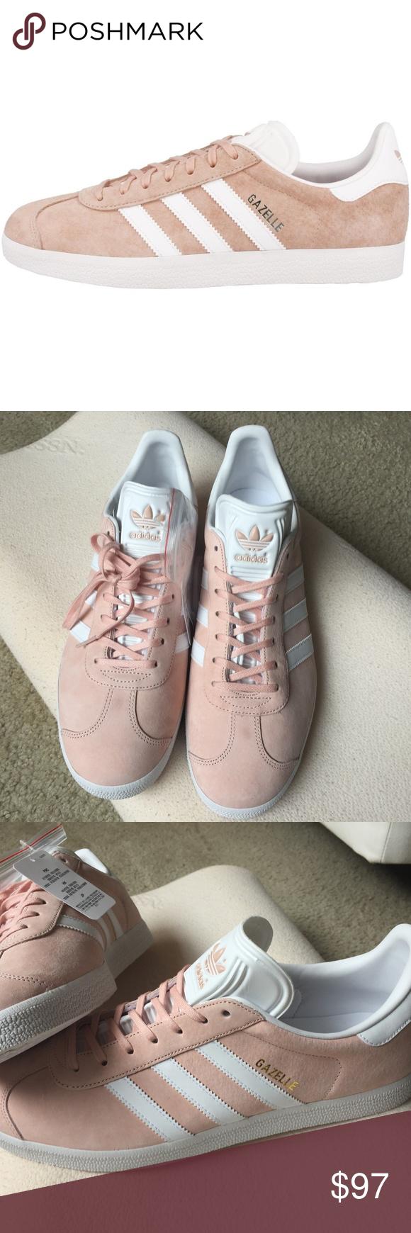 Adidas Gazelle Sneakers Vapor Pink Men's size 11.5   Sneakers men ...