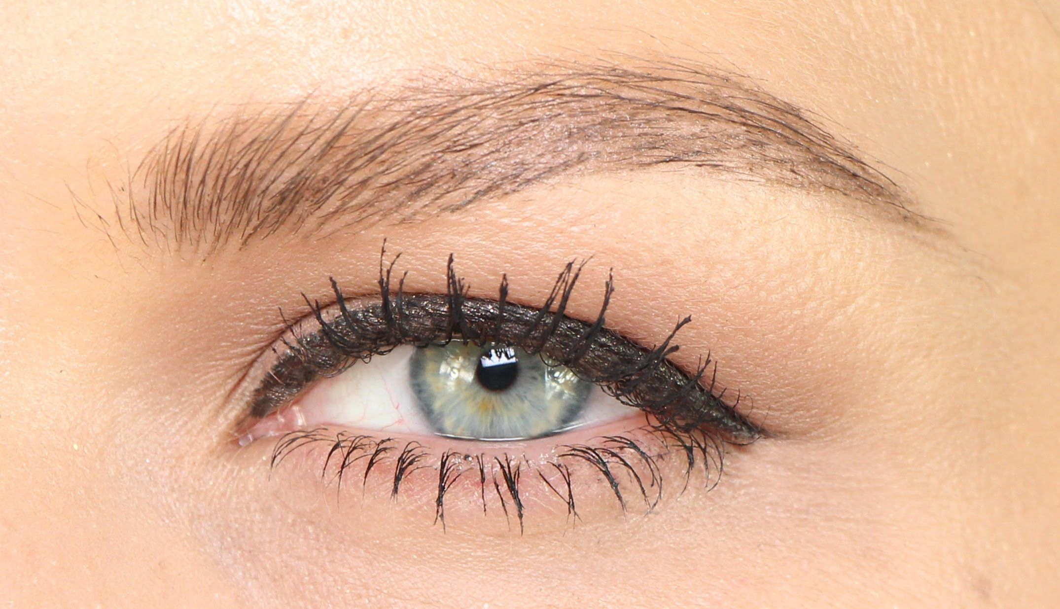 How to fill in brows so they look natural   Filling in ...