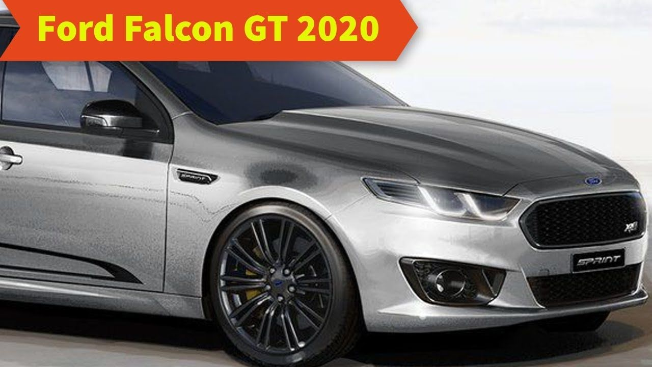 2020 Ford Falcon Gt Cakhd Cakhd Ford Falcon Car Chevy