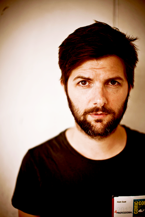 i have a mad effin crush on adam scott... so adorable on parks  rec