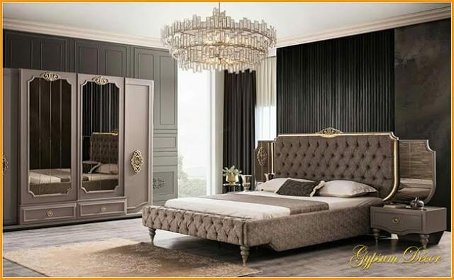 اجمل غرف نوم تركي مودرن 2021 كاملة Luxurious Bedrooms Beige Living Rooms Bedroom Furniture Design