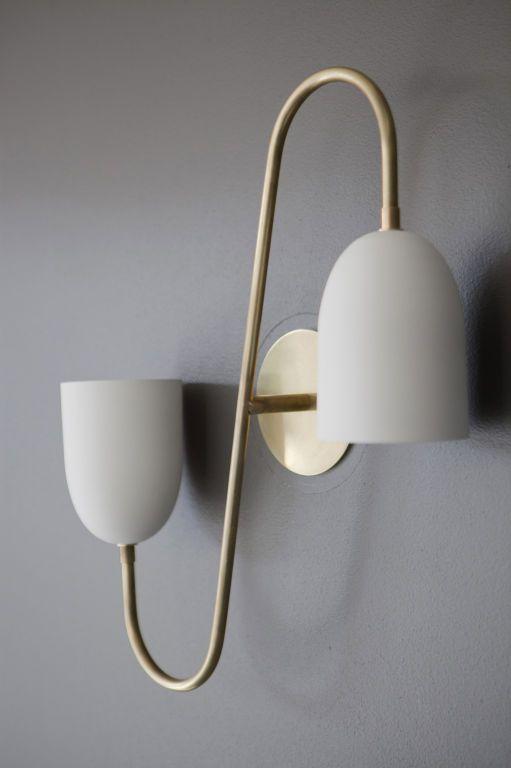 1stdibs | Pair of Arredoluce Sconces Wonderfully elegant lamp