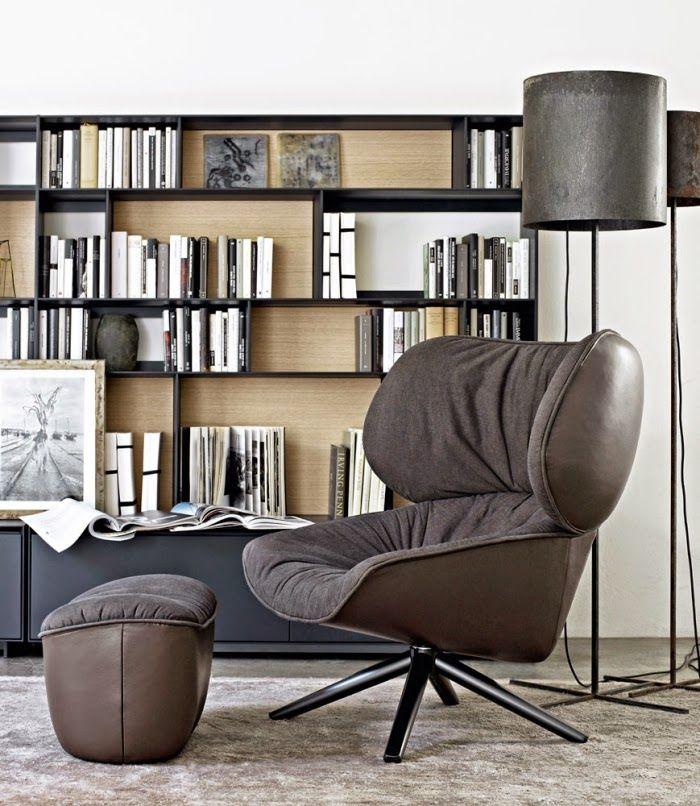 Bequeme Stühle Für Wohnzimmer Loungemöbel