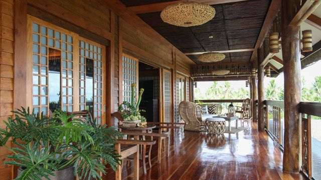 This Beach House In Bohol Looks Straight Out Of A Painting