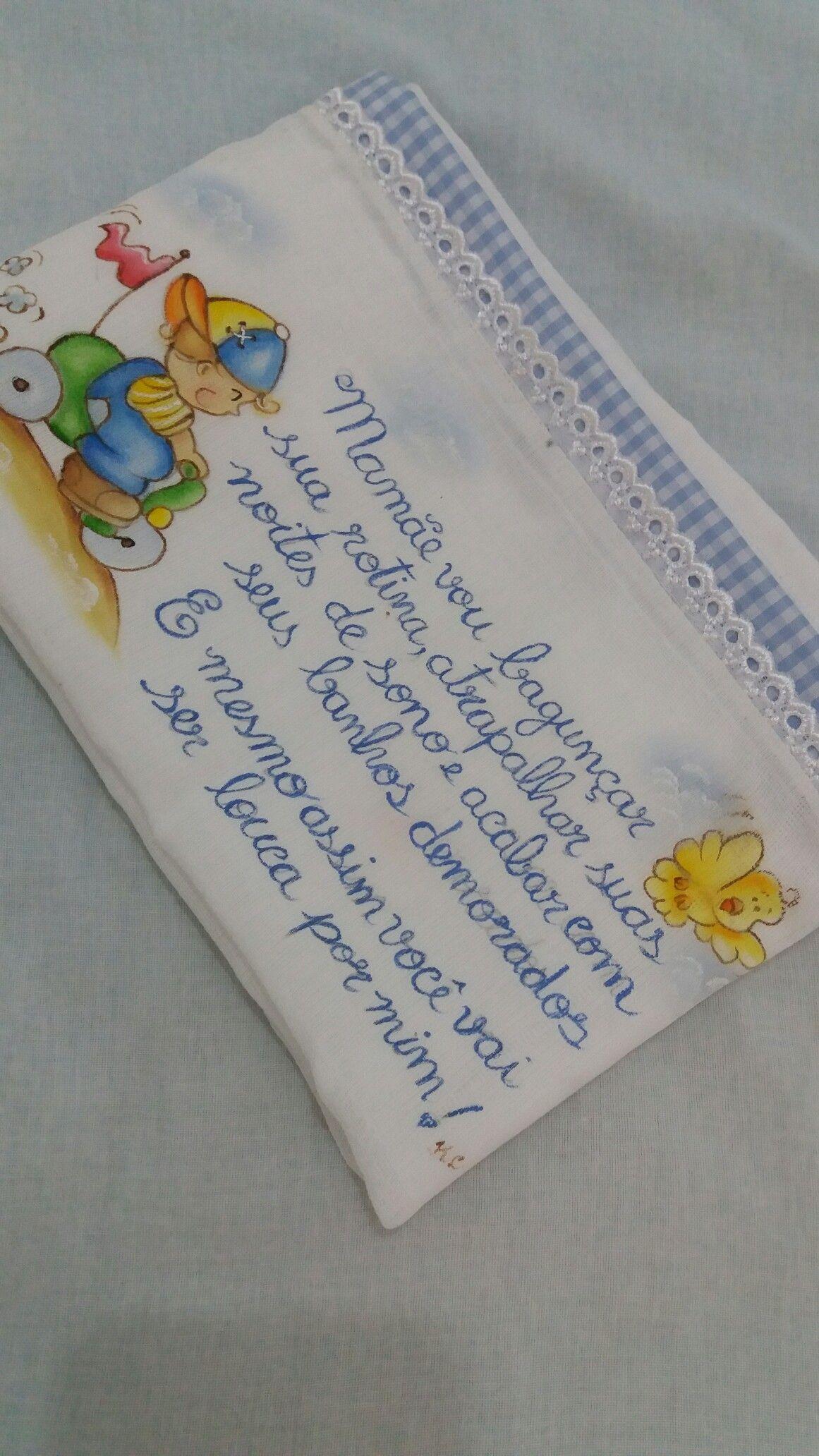 b860995ea Amo fazer essas fofurices. Inspirada na minha amiga Dayane Rodrigues ...