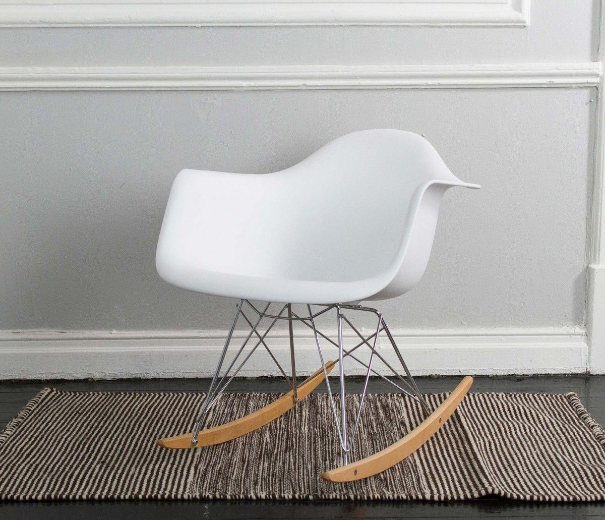 Silla Replica Eames Rocker - Muebles Modernos | Muebles diseño ...