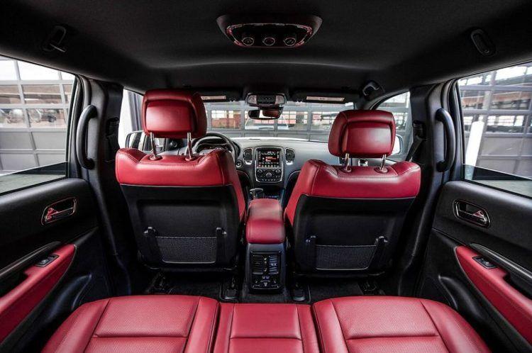 A Closer Look At The 2021 Dodge Durango Srt Hellcat Dodge Durango Dodge Durango Interior Durango Hellcat