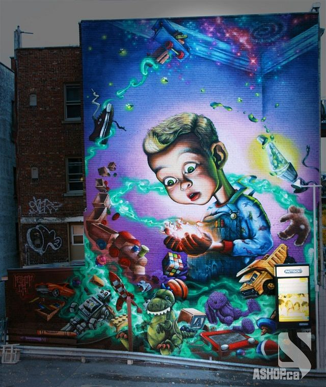 Montreal | The 20 Best cities in the World for Street Art http://www.mydesignweek.eu/the-20-best-cities-in-the-world-for-street-art/#.VAWd-_ldVpt