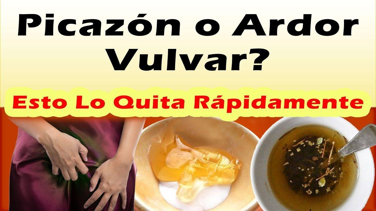 remedios naturales para el picor de la vulva