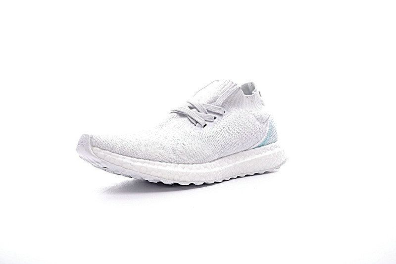 6830921d7 New Arrival Top Quality BB407 Parley x adidas Ultra Boost Uncaged White FTW  Clear Grey Pure Platinum