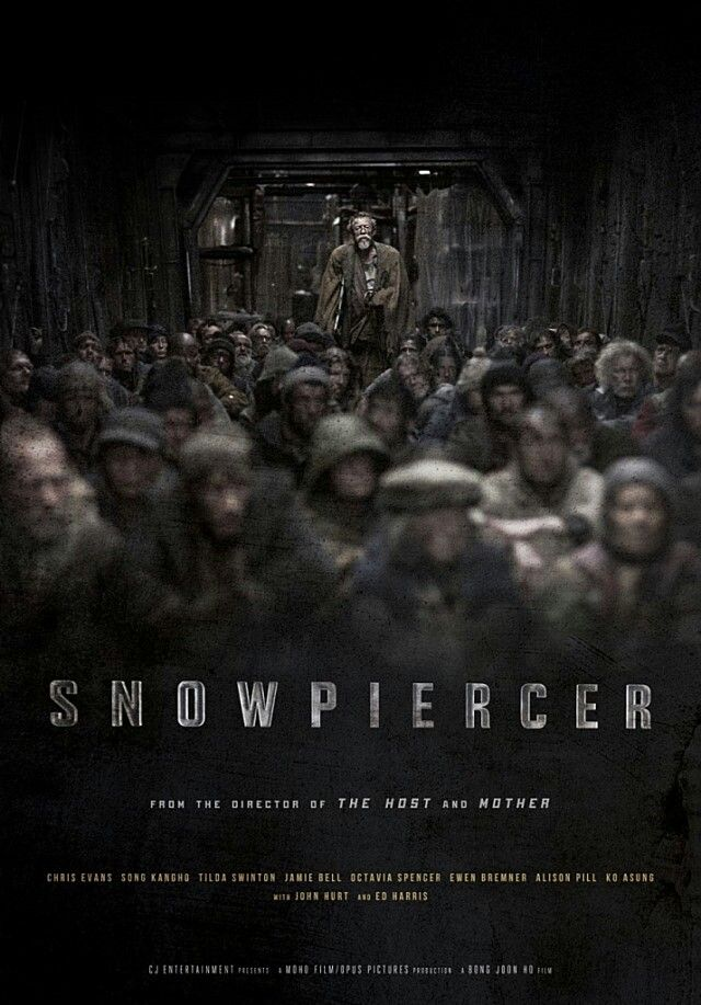 설국열차, snowpiercer #korea #movie