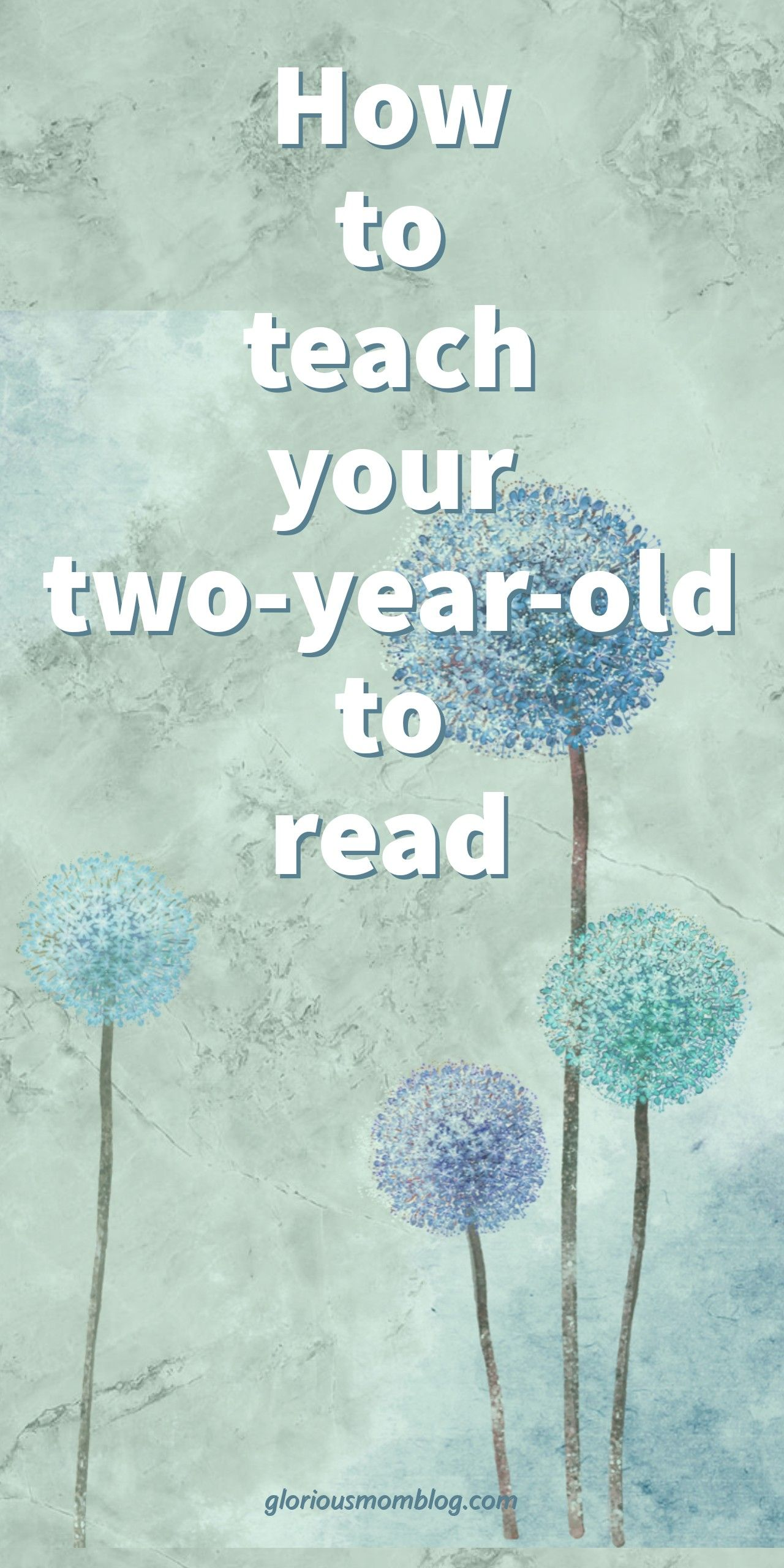 How To Teach Your Two Year Old To Read Teaching Books For Moms Teaching Kids How can i help my year old read