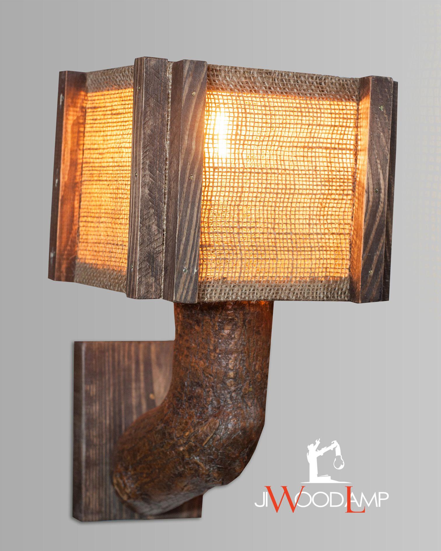 Wall Wood Lamp Wooden Lamp Wood Lamp Shade Wood Wall Light Etsy