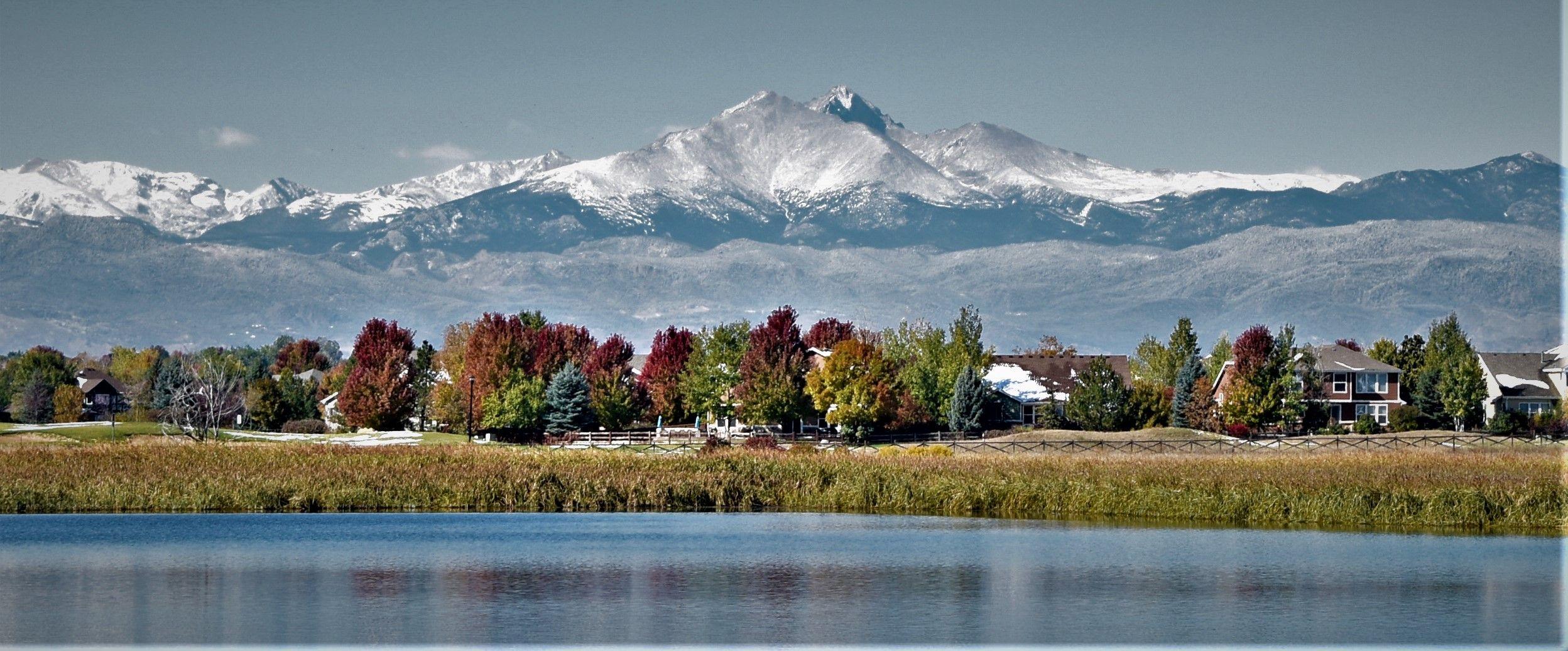 Longmont Christmas Home Tour 2020 Longmont, Colorado Skyline in 2020 | Longmont colorado, Colorado