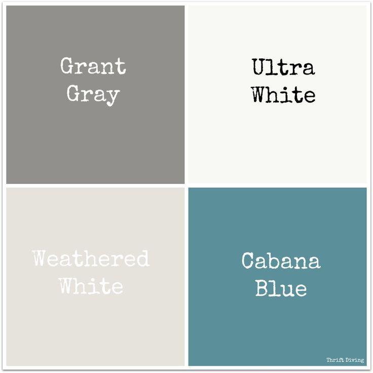Furniture Ideas · Pretty Paint Color ...