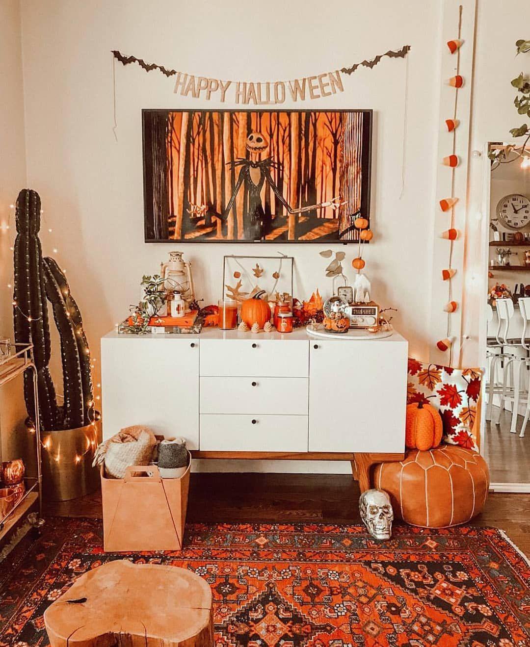 Détails sur Coussin Motif Halloween Décoration Canapé Chaise