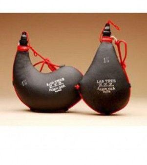Las Tres Z.Z.Z 2 litros Bota de Vino Suprema de pez Recta