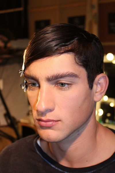 Basic Corrective Makeup Men Google Search: Male Contouring Makeup - Google Search