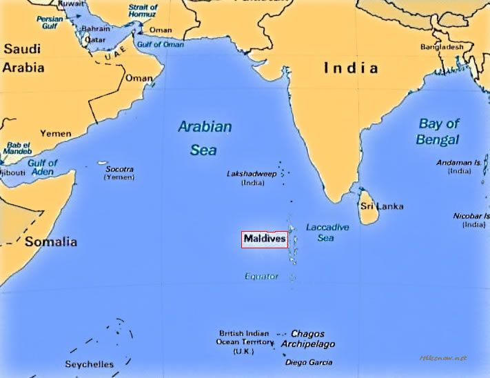 Where are Maldive Islands on map Travel Maldives islands