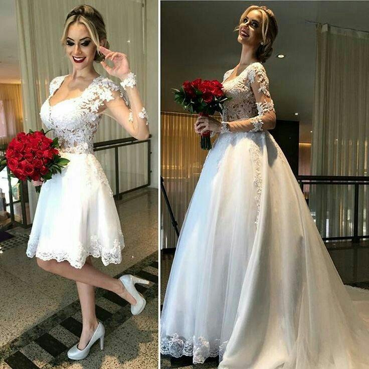 Vestido de noiva b213564509ac