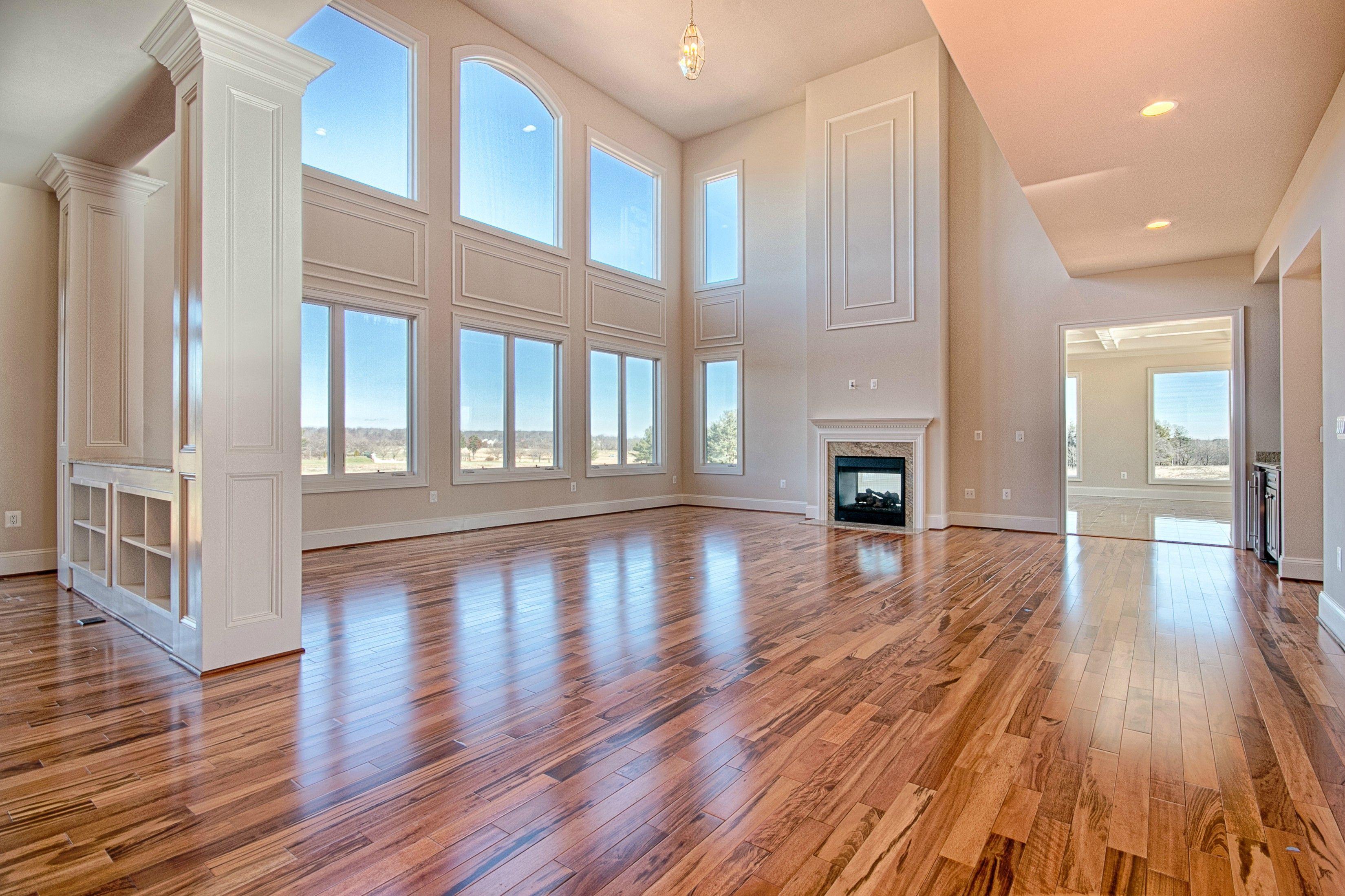 Great room. | Interior architecture design