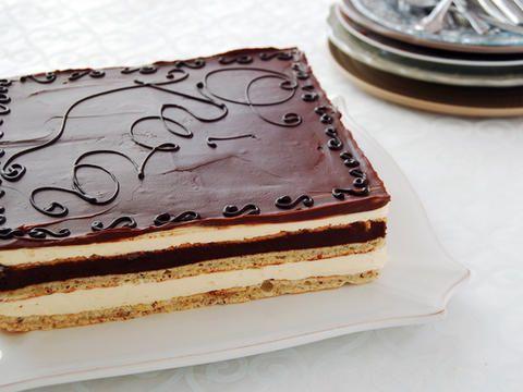 Opéra #qooq #dessert