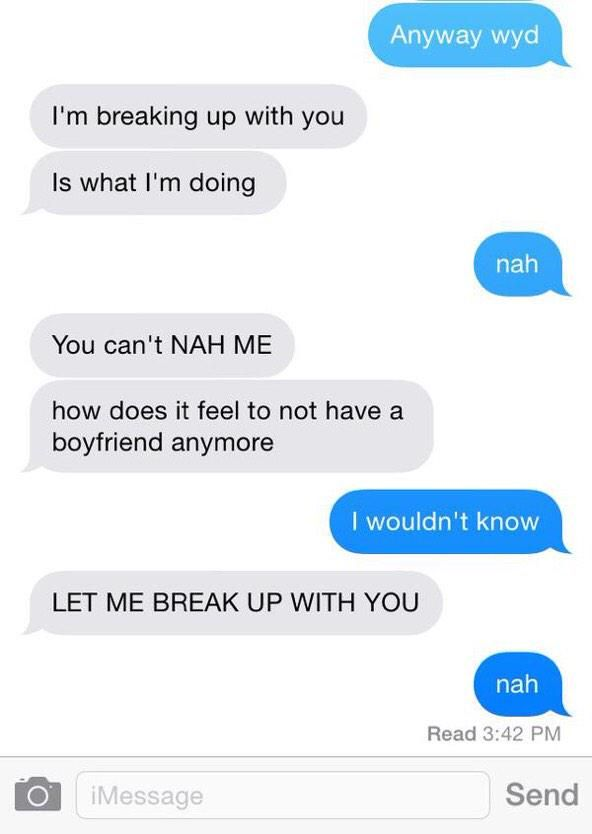 11 Brutal Text Message Breakups That Will Seriously Hurt Your Soul