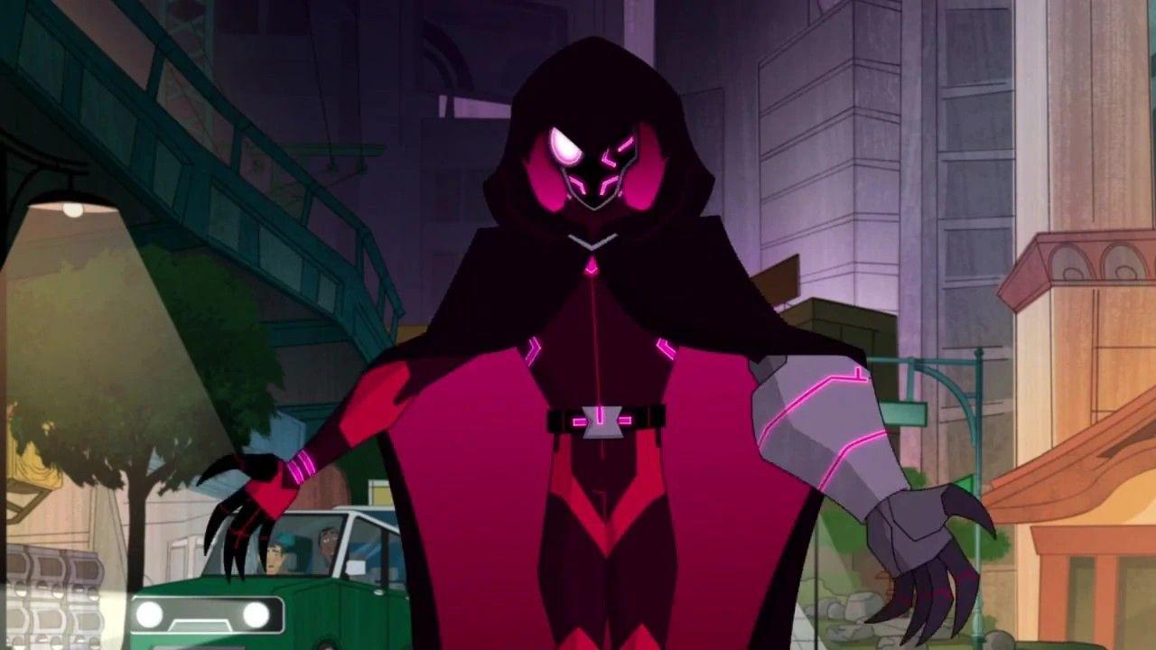 Hardlight Attack Big Hero 6 Evil Villains Disney Villains