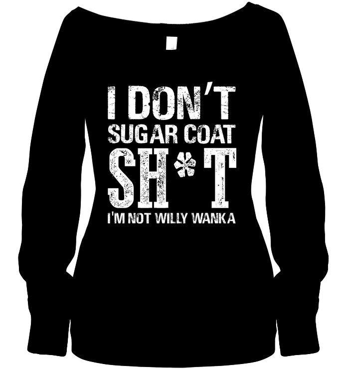 Suga Coat Shit | Funny Shirts | Funny T Shirts Hilarious | Funny T Shirts For Women And Man | Cool T Shirts