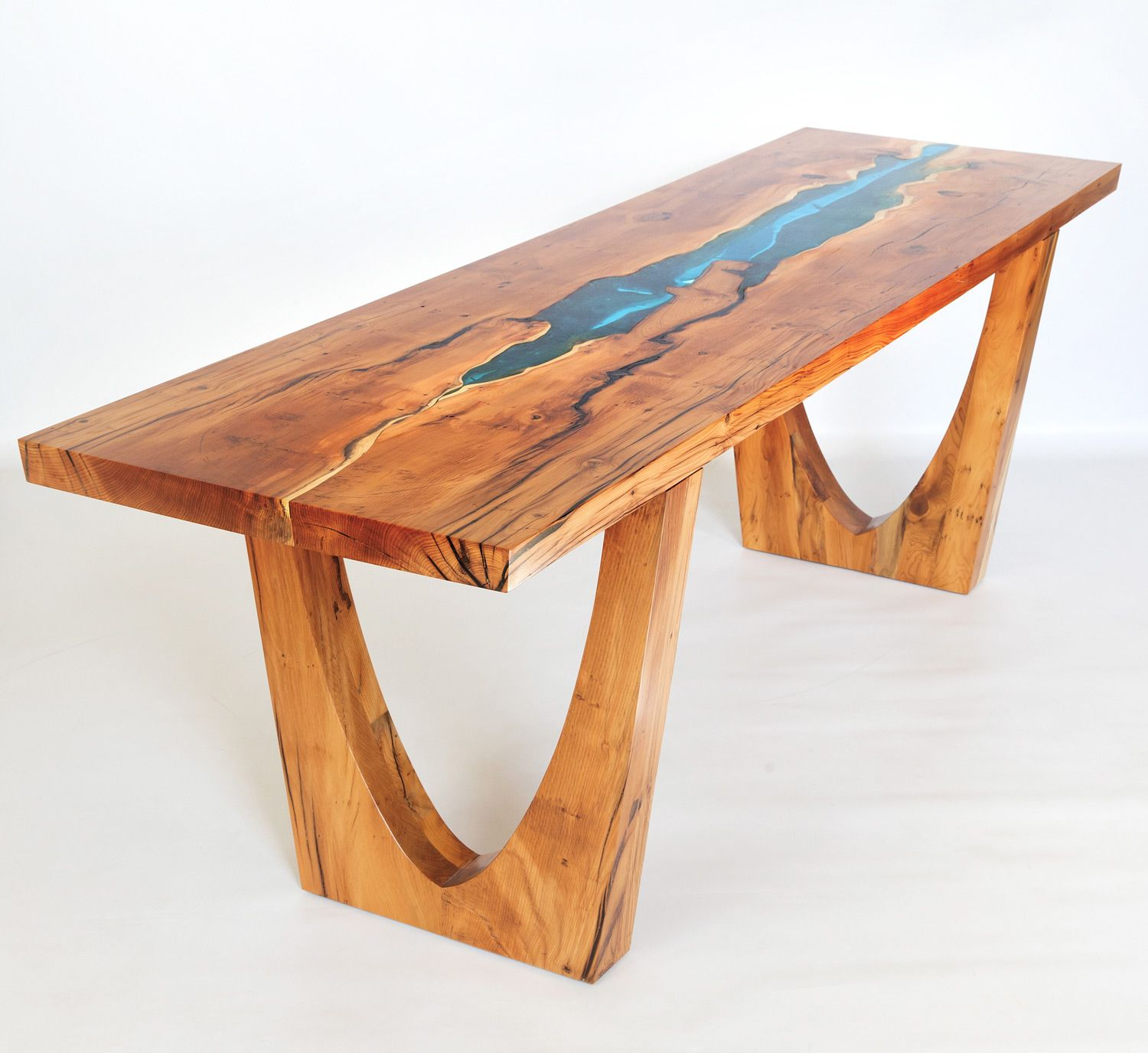 Pin By Craig Barnum On Furniture Blue Dining Tables Furniture Coffee Table Wood [ 1376 x 1500 Pixel ]