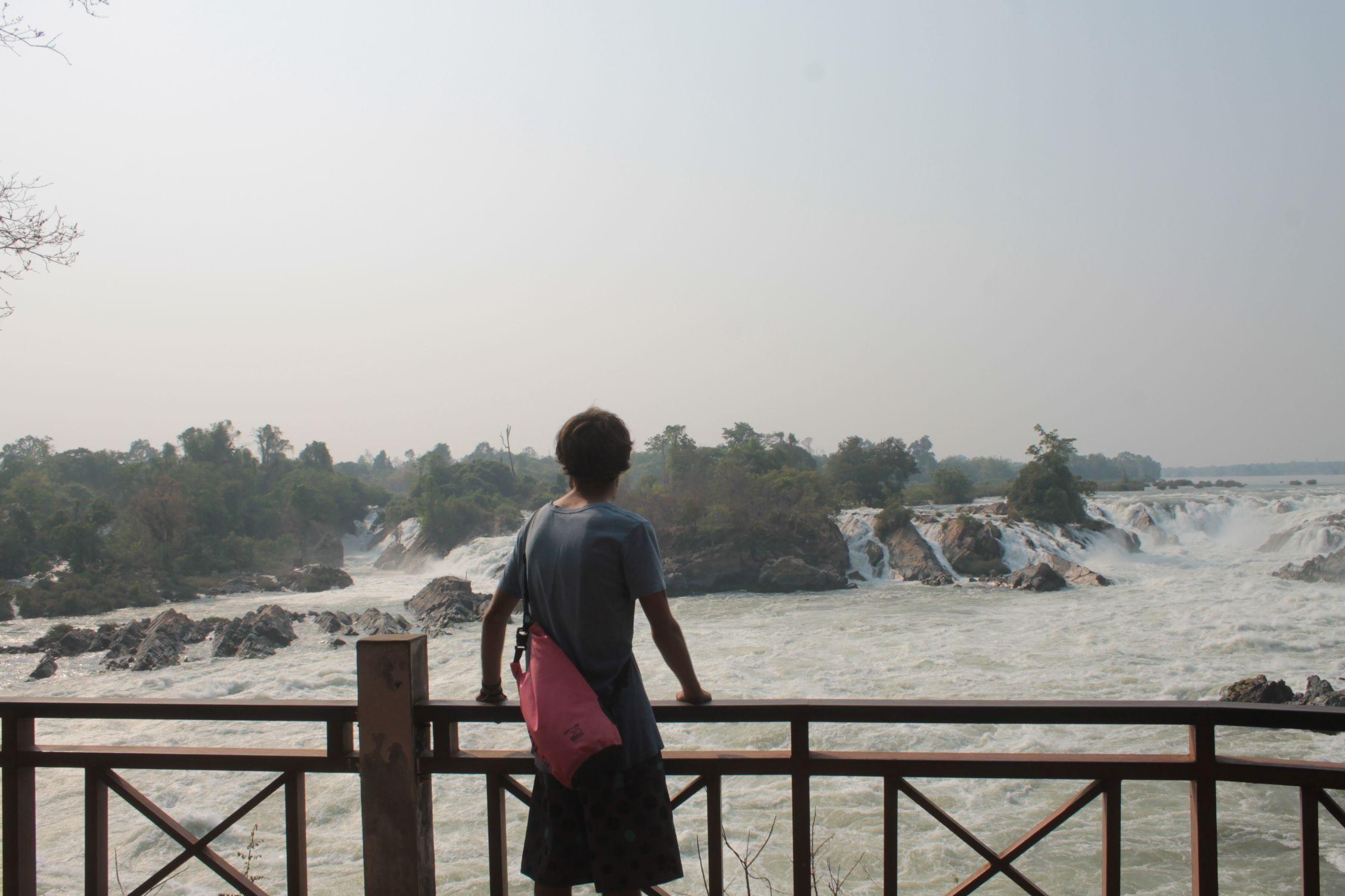 Khone Phapheng, la catarata más caudalosa del sudeste asiático