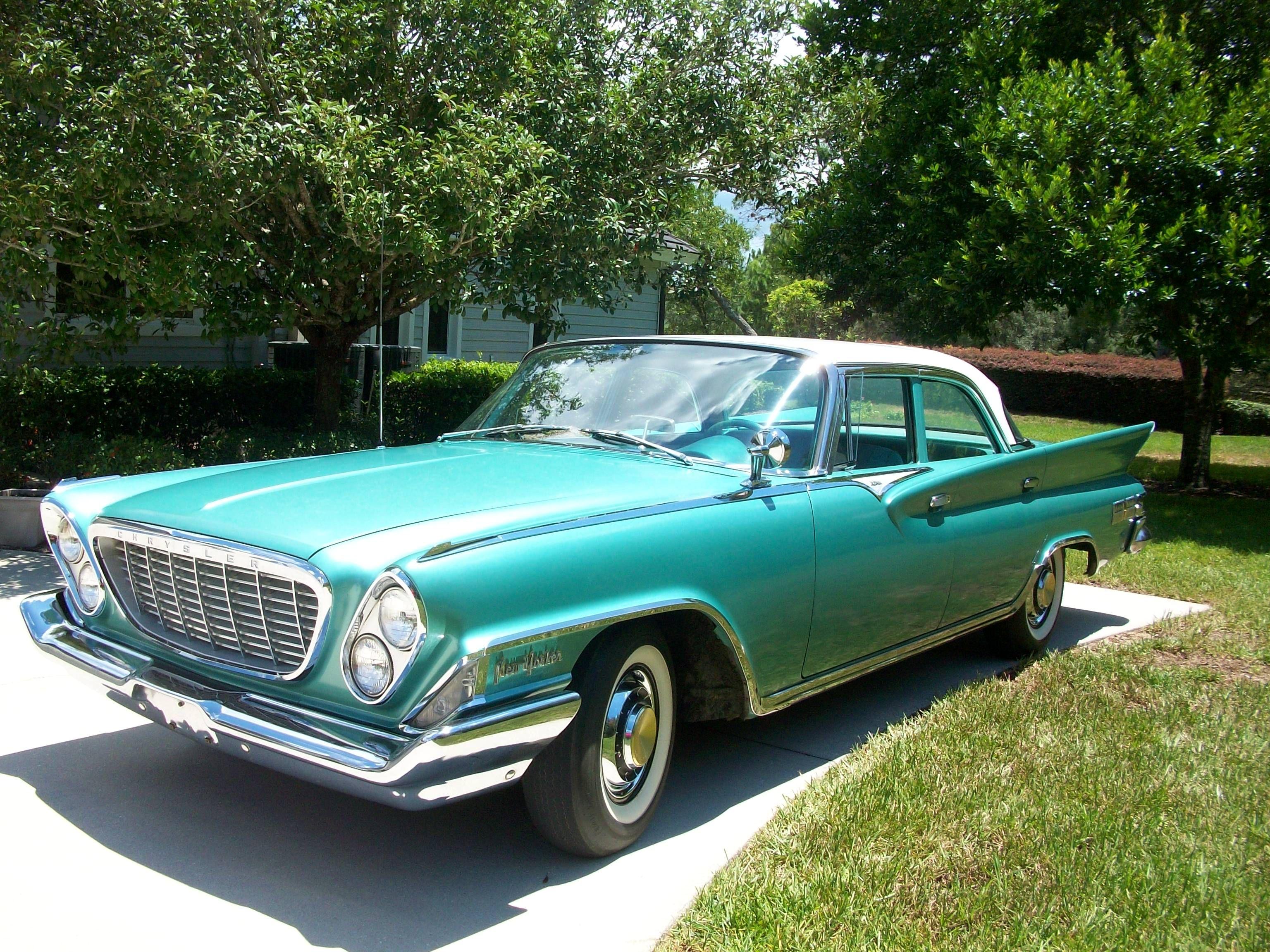 1961 Chrysler New Yorker Maintenance/restoration Of Old