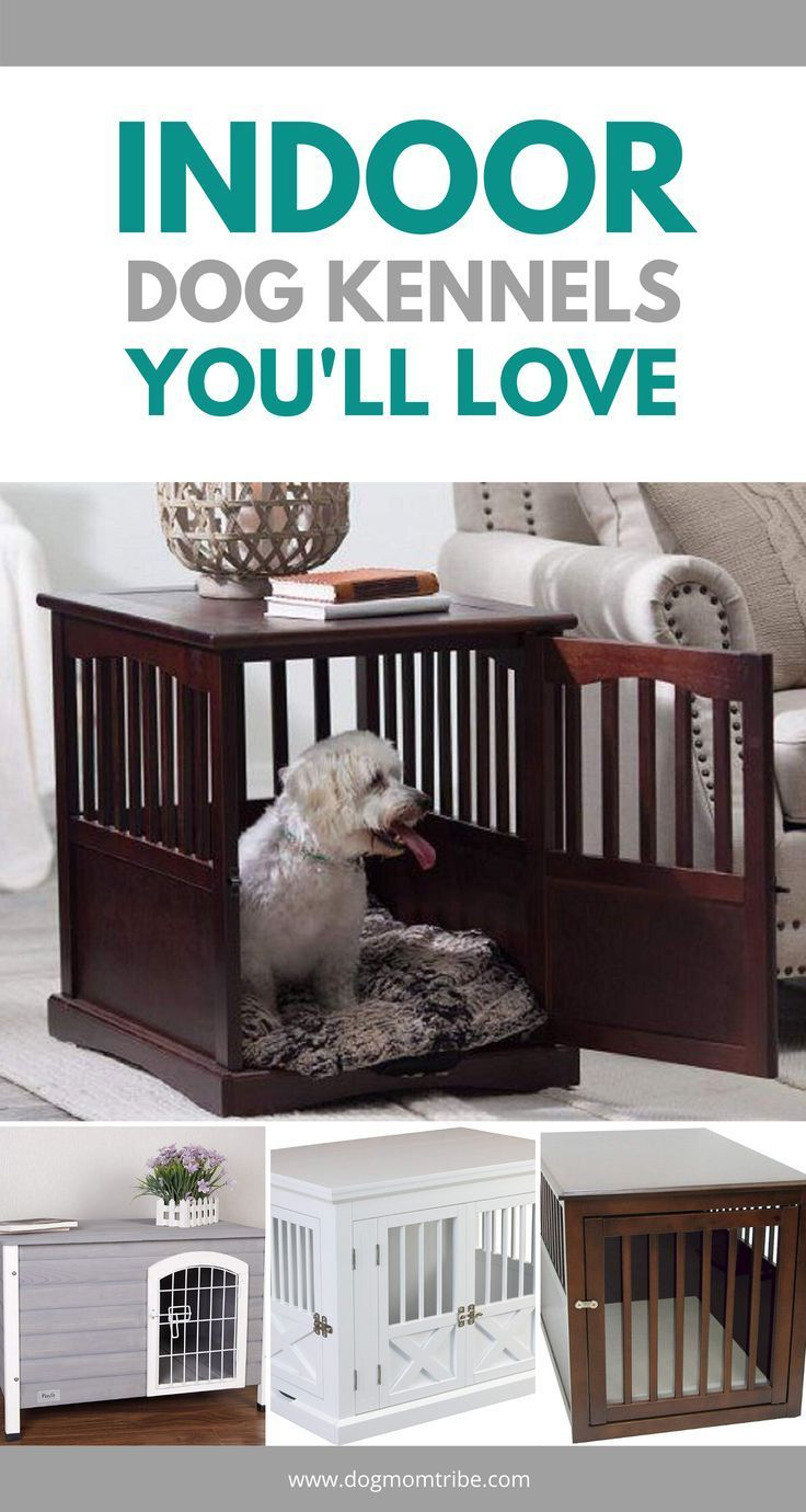 Need a furniture piece that blends in with your home decor but also serves as a luxury kennel for your lovable pup? Take a look at the luxury indoor dog kennels that are functional for both you and your dog.  #dogkennels #doglovers #dogproducts #petsuite
